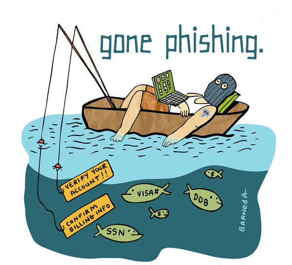 Yet Another BugGone Phishing - Yet Another Bug